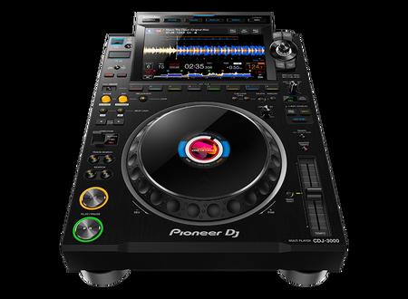 Pioneer CDJ-3000 (1)