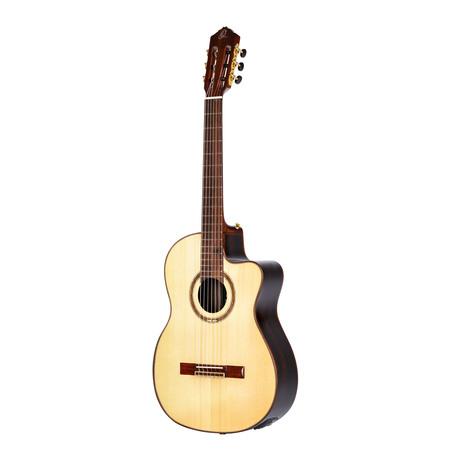 Ortega STRIPEDSU.C/E - Gitara elektroklasyczna (2)
