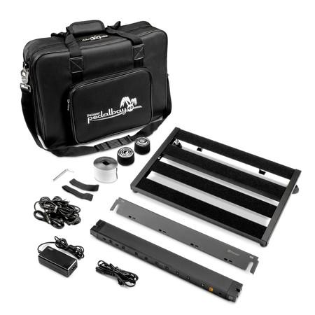 Palmer Pedalbay 40 PB Pedalboard wraz z Powerbar  (1)