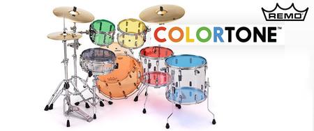 Remo Naciągi Colortone Powerstroke 3 clear (2)
