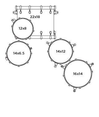 MAPEX MARS MA528SF BZW (4)