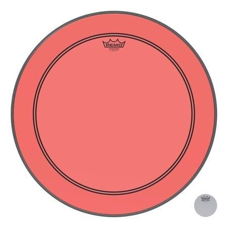 Remo Naciągi Colortone Powerstroke 3 clear (3)