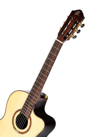 Ortega STRIPEDSU.C/E - Gitara elektroklasyczna (9)