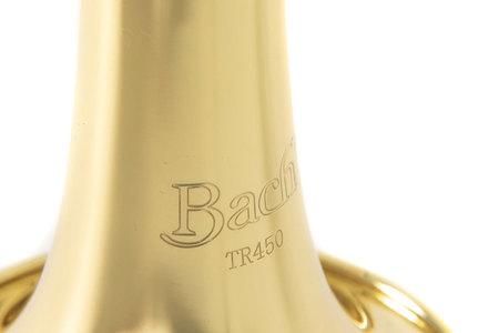 Bach Trąbka w stroju Bb TR450 (12)