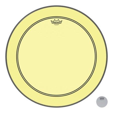 Remo Naciągi Colortone Powerstroke 3 clear (5)