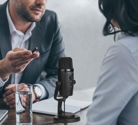BOYA BY-PM500 - mikrofon pojemnościowy USB (3)